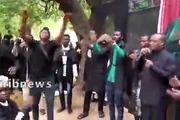فیلم: عزاداری عشاق الحسین در نیجریه