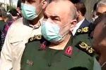 فیلم: درد و دل مردم بندرامام با فرمانده کل سپاه